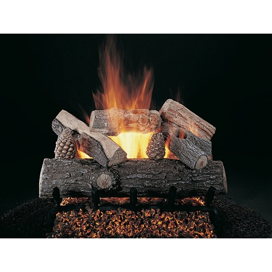If you're looking for a realistic gas log set then this one is an excellent choice for you!