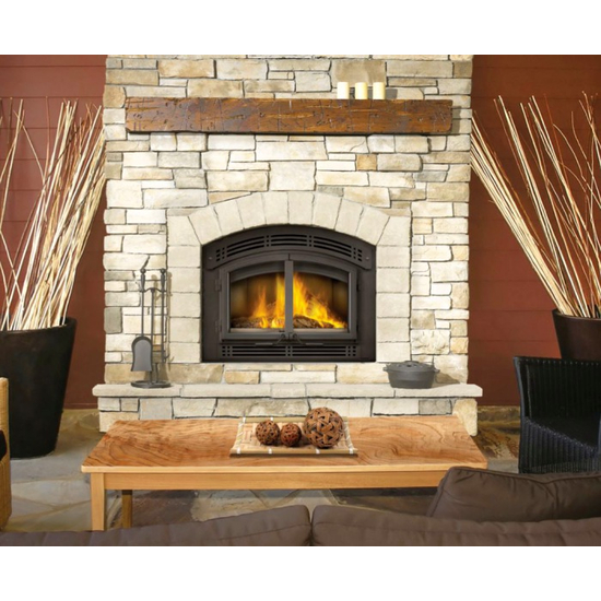 High Country Wood Burning Fireplace 3000