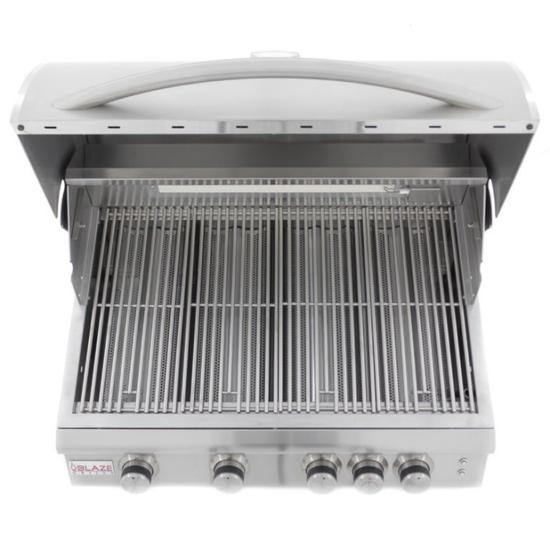 Blaze 4 Burner LTE Gas Grill 32 Inch