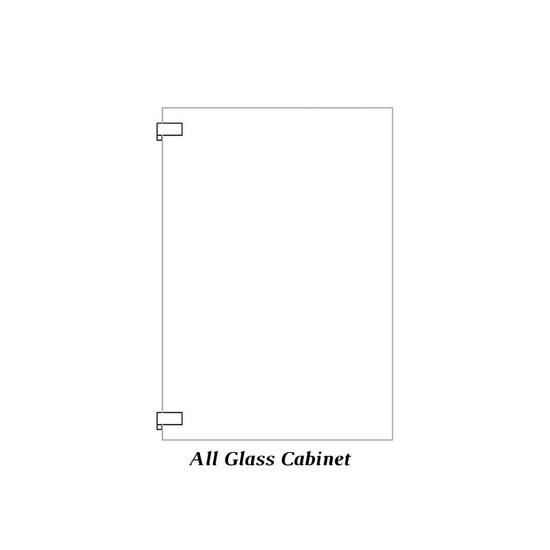 Cabinet Style Doors