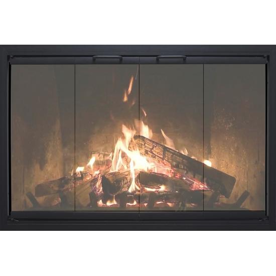 Highlander Masonry Fireplace Door