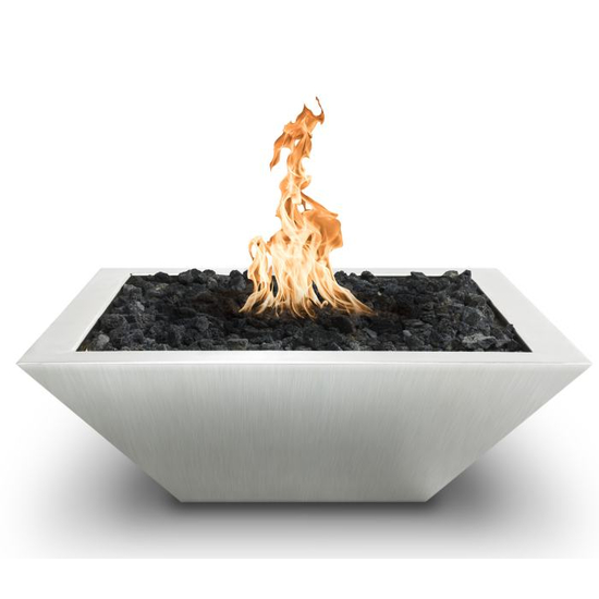 Stainless Steel Maya Fire Bowl