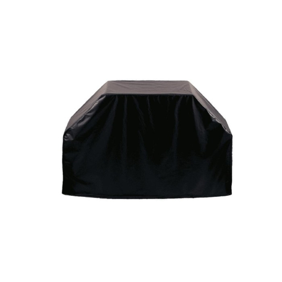 Optional black vinyl Blaze Grill Cover for the Traditional 3 Burner grill head
