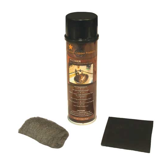 Copper Bowl Cleaning Kit