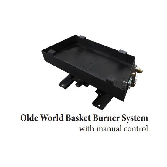 Olde World Basket Burner System