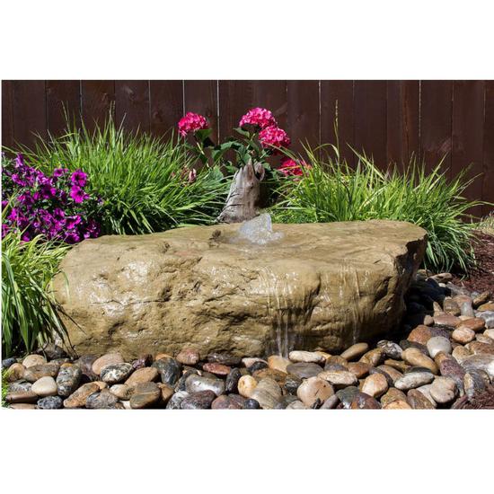 Large Bird Bath Fountain Kit