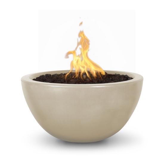 38 Inch Luna Concrete Fire Bowl