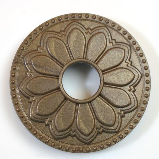 Magnetic Non-Metal Beachnut Bronze Flange Cover - Hermosa Design