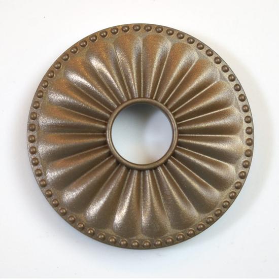 Magnetic Non-Metal Beachnut Bronze Flange Cover - Laguna Design