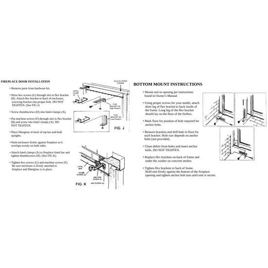 Ultraview Door Installation