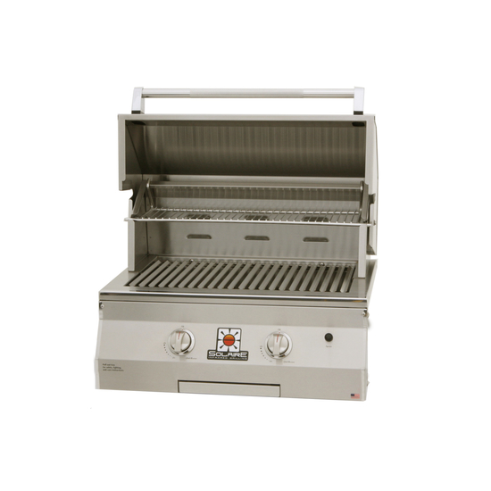 Solaire Built In Gas Grill 27 Inch