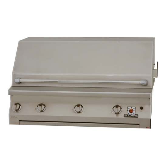 Solaire Built In Gas Grill 42 Inch