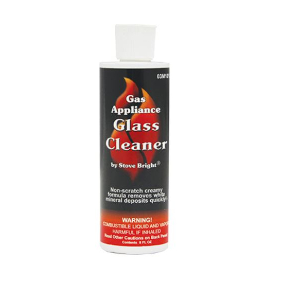 Gas Appliance Glass Cleaner By Stove Bright