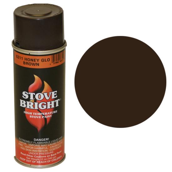 Stove Bright Spray Can