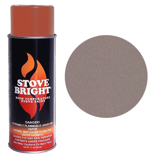 Mauve High Temperature Stove Spray Paint