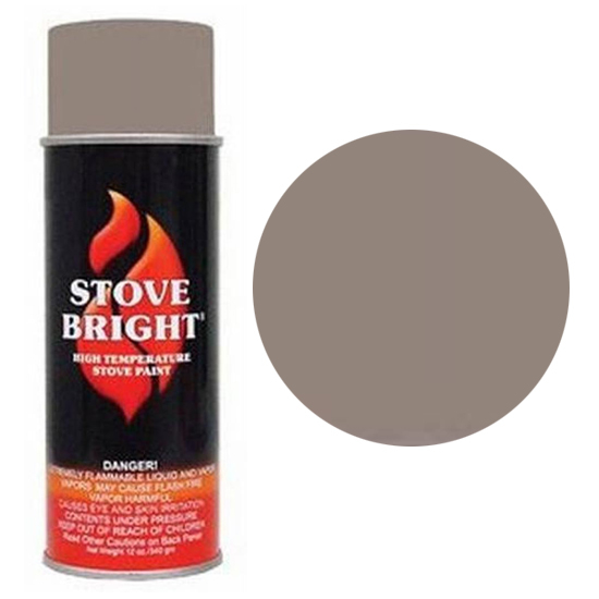 New Bronze High Temperature Stove Spray Paint