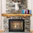 Yukon ZC Fireplace Door
