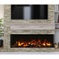 50 Inch TruView XL Extra Tall 3 sided Indoor/Outdoor Electric Indoor Fireplace
