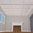 "5"" Traditional Inner Cross Intersection Coffered Ceiling System"