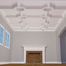 """8"""" Deluxe Inner Circle Intersection Coffered Ceiling System"""