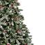 "3-6.5""H Full 56""W Hawthorne Prelit Tree Warm White LED 500"