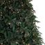 "4-6.5""H Full 54""W Carolina Fir Prelit Tree Warm White LED 700"