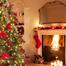 """6-6.5""""H Full 54""""W Noble Fir Prelit Tree Warm White LED 600"""