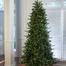 """7-7.5""""H Full 55""""W Balsam Fir Prelit Tree Warm White LED 750"""