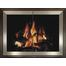 Pinnacle Masonry Fireplace Door - Antique Black And Brite Nickel Doors