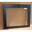 3631 Pioneer Fireplace Door Matte Black