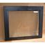 36x31 Inch Matte Black Pioneer Fireplace Door