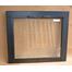 3631 Pioneer Fireplace Glass Door Matte Black