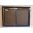 Bronze Apex Fireplace Door