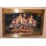 Satin Brass Bay Window Fireplace Door