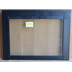 Tusher Fireplace Door Bronzed Iron Finish
