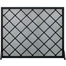 Classic Courtyard Decorative Fireplace Screen