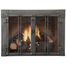 Armada Craftsman Fireplace Door