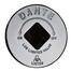 Chrome escutcheons for shut off valves