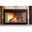 Sentry Premiere Track Fireplace Door in Flat Black