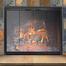Silhouette Cutback Fit Fireplace Door