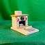 Holiday Kitten Incense Burner