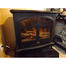 Rustic Electric Stove Heater