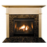 Whitmore Mantel - shown here in maple with a clearcoat finish.
