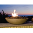 24 inch round Marseille fire bowl
