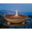 40 inch round Versailles concrete fire bowl