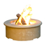 Contractor's Model Fire Pit 39 Inch by American Fyre Designs