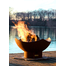 Manta Ray Wood Burning Fire Pit 36 Inches