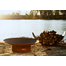 Asia Wood Burning Fire Pit 48 Inches
