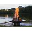Bella Vita Wood Burning Fire Pit 34 Inches
