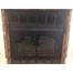 Customer installed Carolina Arch Conversion ZC Fireplace Door!